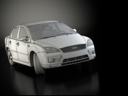 Ford Focus II (wire)