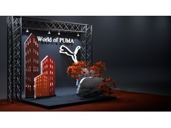 "Фотозона ""Puma"""