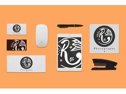 Дизайн Логотипа для Фотографа