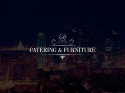 Разработка логотипа для сайта Сatering & furniture