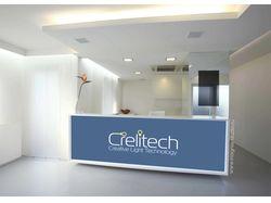 Crelitech. Световая компания.