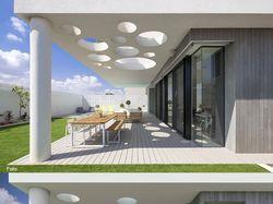 Villa in Israel (Grafika 3D)