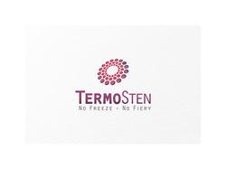 Дизайн логотипа теплоизоляционного материала