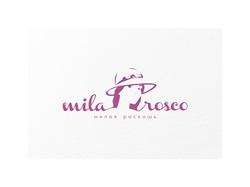 Разработка логотипа итальянской косметики