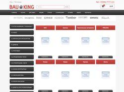 Интернет-магазин строительный материалов Bauking