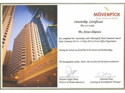 Hospitality Management, Customer Service