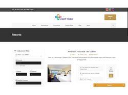 Smarttours - инструмент, схожий с Booking.com