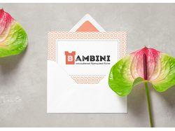 Логотип для BAMBINI