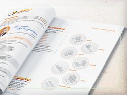 Дизайн каталога кронштейнов