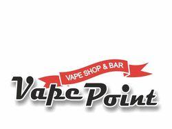 Логотип вэйп салона