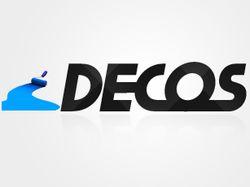 Разработка логотипа DECOS