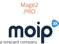 Moip (Бразилия) для Magento 2