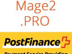 PostFinance (Швейцария) для Magento 2