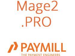 Paymill (Германия) для Magento 2