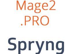 Spryng Payments (Нидерланды) для Magento 2