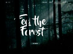 Feel the forest project