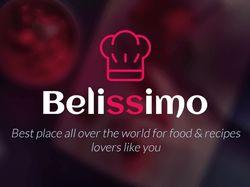 Mobile Belissimo app