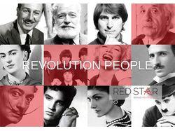 REVOLUTION PEOPLE
