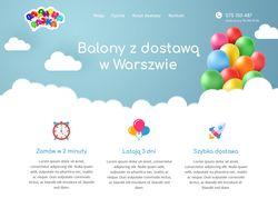 Магазин - воздушные шары