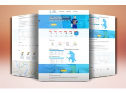 Дизайн сайта службы дезинсекции