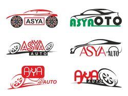 Логотип ASYA