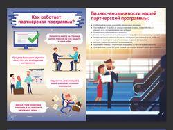 Буклет партнерской программы