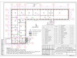 Рабочая документация на Капитальный ремонт школы