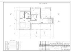 Проект каркасного дома - 200 м2.