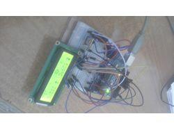 Прошивка для паяльной станции на базе atmega32a