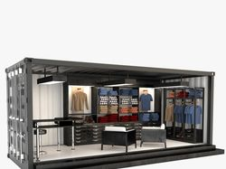 Container Clothes Store