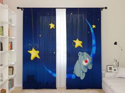 Выбираем правильную ткань для детских штор