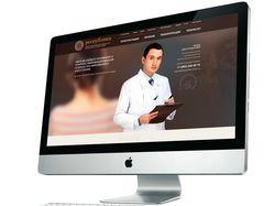 Сайт для лечения и реабилитации наркозависимых