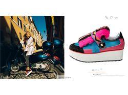 Жанна Бадоева обувь. Десктопная и Мобильная версии