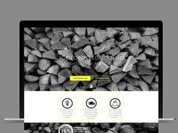 сайт для компании строительных материалов