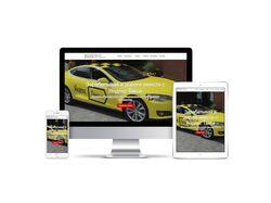Сайт такси