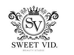 SWEET VID.Нейминг для beаuty studio.