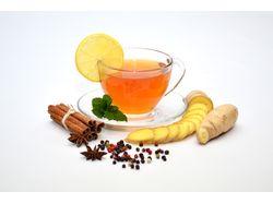 предметная съемка (чай)