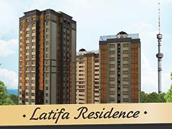 Latifa Residence   HTML5