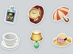 Иконки для социалки