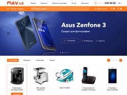 Интернет-магазин mav.uz