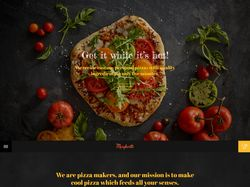 Themeforest тема пицерии