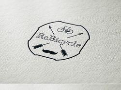 Логотип для магазина винтажных велосипедов