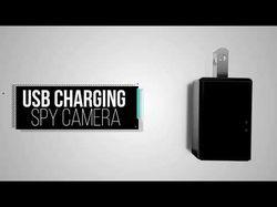 Реклама USB Charging spy camera