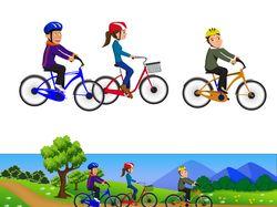 Шапка для велосайта