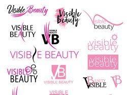 Logo Visible Beauty
