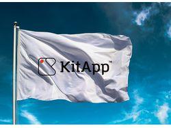 "Фирменный стиль для компании ""KitApp"""