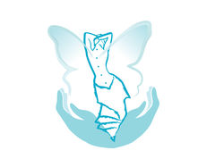 Знак-логотип для массажиста
