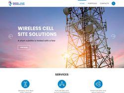 Сайт телекоммуникационных систем