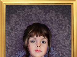 Цифровые портреты по фотографии .
