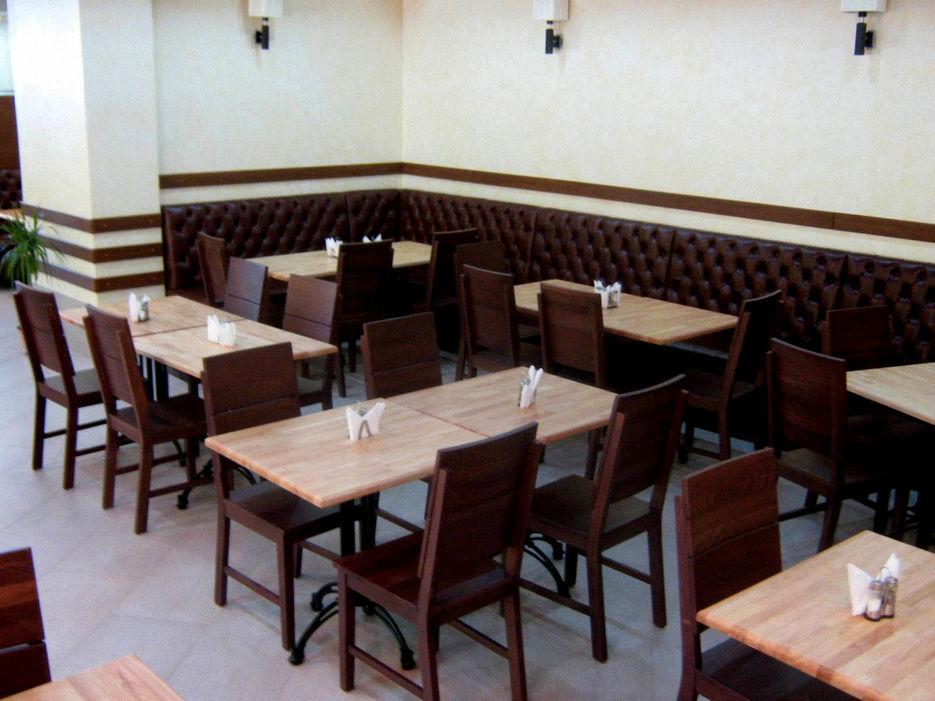 Дизайн интерьера кафе в Феодосии